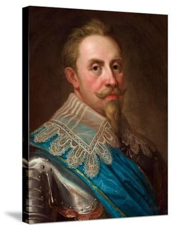 Gustavus Adolphus of Sweden-Lorenz II Pasch-Stretched Canvas Print