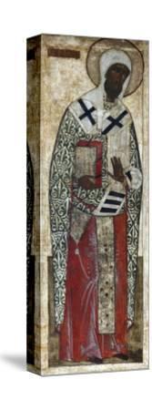 Saint Leontius of Rostov, 16th Century--Stretched Canvas Print