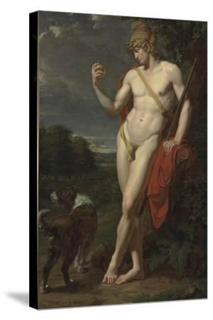 The Shepherd Paris-Jean-Baptiste Frédéric Desmarais-Stretched Canvas Print