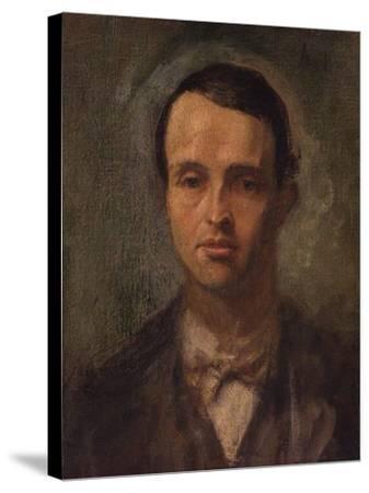 Robert Baldwin Ross (1869-191)-William Rothenstein-Stretched Canvas Print