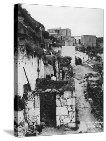 Atalaya, Las Palmas, Gran Canaria, Canary Islands, Spain, C1920s-C1930s--Stretched Canvas Print