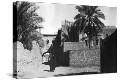 Kazimain, Iraq, 1917-1919--Stretched Canvas Print