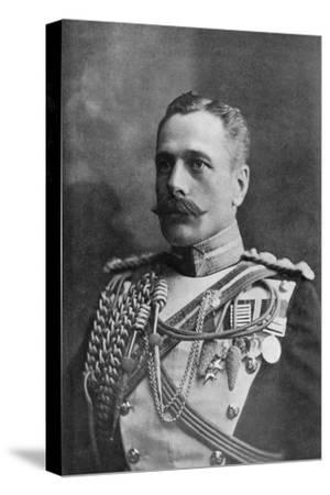 Field Marshal Sir Douglas Haig, British Soldier, C1920-HW Barnett-Stretched Canvas Print