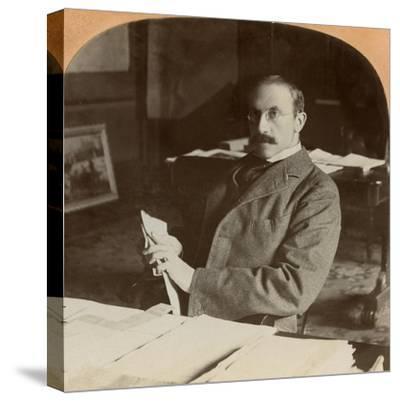 Sir Alfred Milner, British Statesman, 1900--Stretched Canvas Print