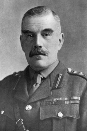 General Sir William Robertson, British Soldier, C1920--Stretched Canvas Print