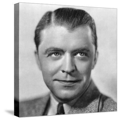 Lyle Talbot, American Actor, 1934-1935--Stretched Canvas Print