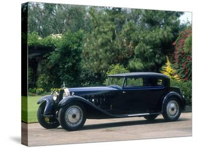 1927 Bugatti Type 41 Royale--Stretched Canvas Print