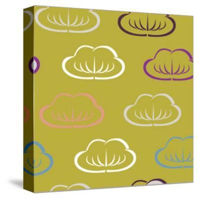 Clouds III-Nicole Ketchum-Stretched Canvas Print