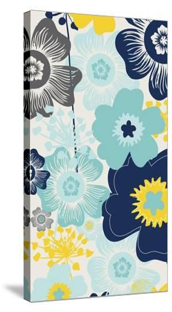 Burst I-Nicole Ketchum-Stretched Canvas Print