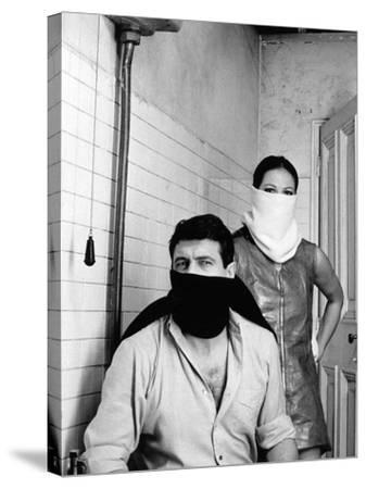 A Fine Pair, 1969 (Ruba Al Prossimo Tuo)--Stretched Canvas Print