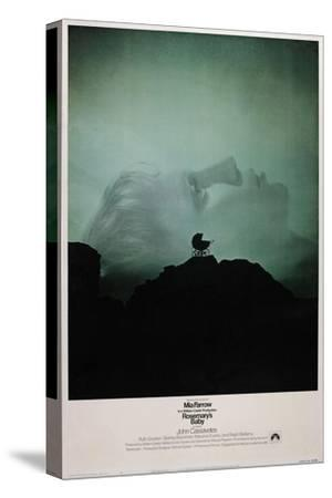 Rosemary's Baby, 1968--Stretched Canvas Print