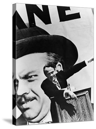 Citizen Kane, 1941--Stretched Canvas Print