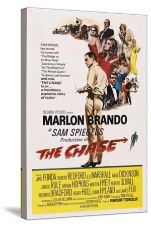 The Chase, 1966--Stretched Canvas Print