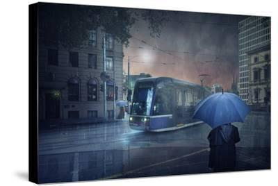 The Long Goodbye 5-Adrian Donoghue-Stretched Canvas Print