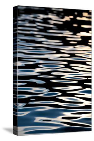 Sundown Water 2-Ursula Abresch-Stretched Canvas Print