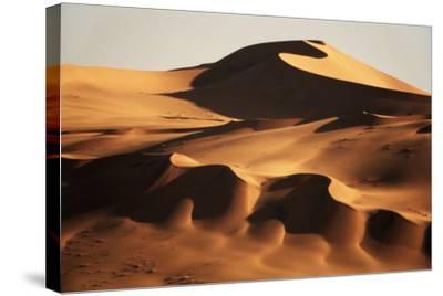 Namibia, Namib Naukluft National Park, World Tallest Desert Dunes-Stuart Westmorland-Stretched Canvas Print