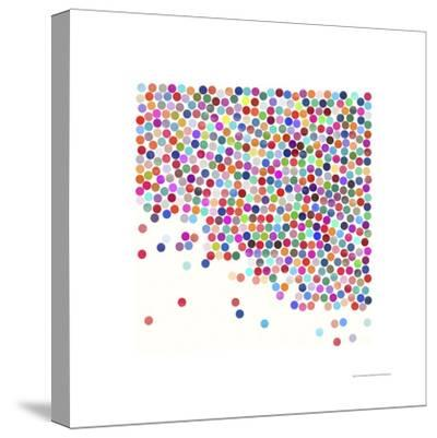 Dance 9-Garima Dhawan-Stretched Canvas Print