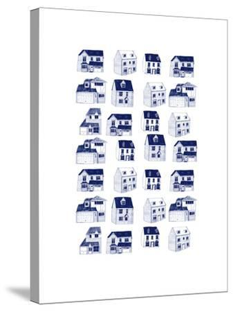 Barrett Homes-Hanna Melin-Stretched Canvas Print