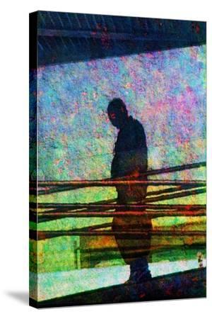 Alone--Stretched Canvas Print