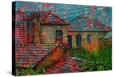 Quilho--Stretched Canvas Print
