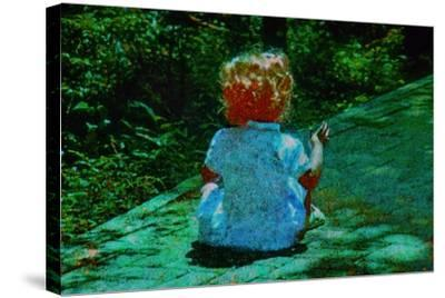 Child--Stretched Canvas Print