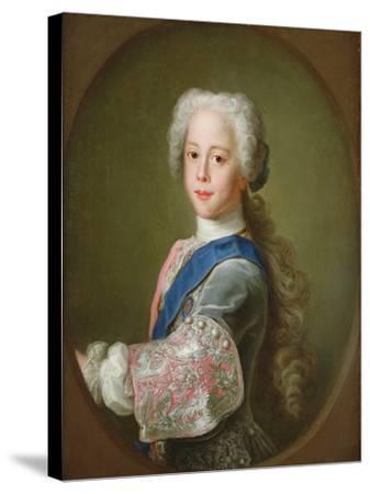 Portrait of Prince Henry Benedict Clement Stewart, 1732-Antonio David-Stretched Canvas Print