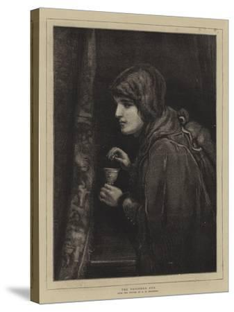 The Poisoned Cup-George Henry Boughton-Stretched Canvas Print