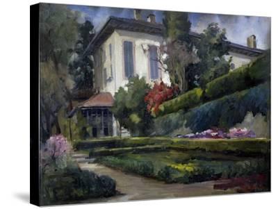 Villa Gola in Calco, 1931-Riccardo Brambilla-Stretched Canvas Print