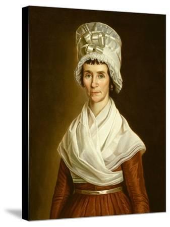 Sarah Mcclean Bolton, 1796-Walter Robertson-Stretched Canvas Print