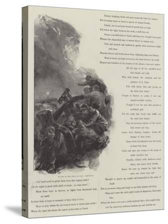 Grace Darling-William Heysham Overend-Stretched Canvas Print