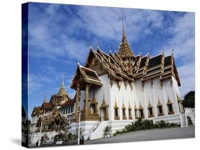 Royal Palace--Stretched Canvas Print