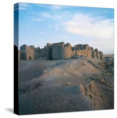 Fortress of Bost (Qala-E-Bost), 11th Century, Lashkar Gah, Helmand, Afghanistan--Stretched Canvas Print
