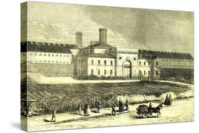Dublin Ireland 1866 Mountjoy Prison--Stretched Canvas Print
