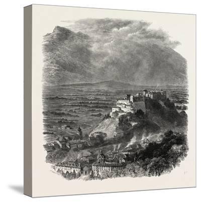 Salzburg, Austria, 19th Century--Stretched Canvas Print