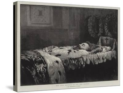 The Late Emperor of All the Russias--Stretched Canvas Print