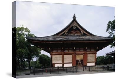 Toji Temple, Kyoto, Kansai, 9th Century, Japan--Stretched Canvas Print