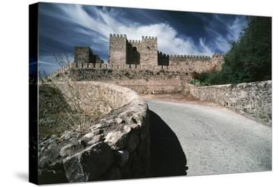 Trujillo Castle, Extremadura, Spain, 9th-12th Century--Stretched Canvas Print