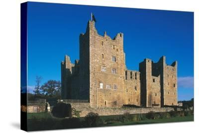 Bolton Castle, 14th Century, England, United Kingdom--Stretched Canvas Print