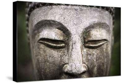 The Medicine Buddha--Stretched Canvas Print