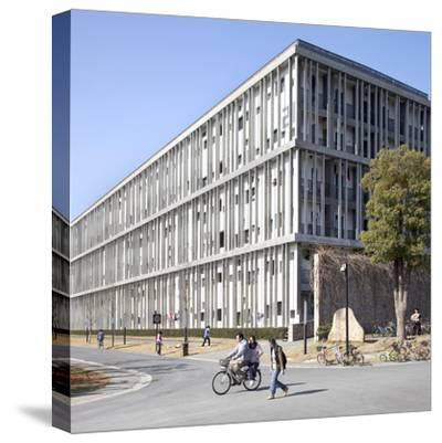 China Academy of Art, Xiangshan Campus, Hangzhou, China--Stretched Canvas Print