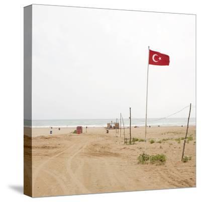 Kilyos, Istanbul, Turkey--Stretched Canvas Print
