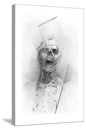 Skull 58-Alexis Marcou-Stretched Canvas Print