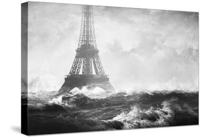 Endpire III-Alex Cherry-Stretched Canvas Print