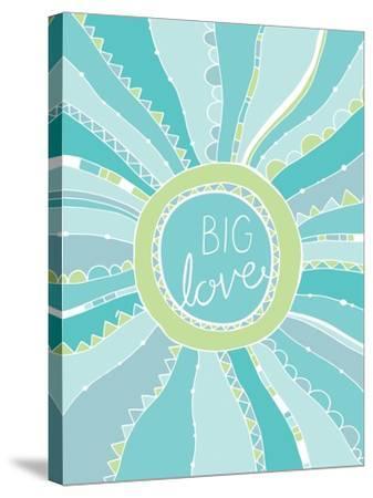Big Love-Susan Claire-Stretched Canvas Print