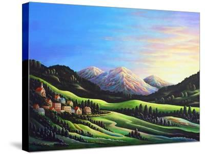 Highlands 7-Andy Russell-Stretched Canvas Print