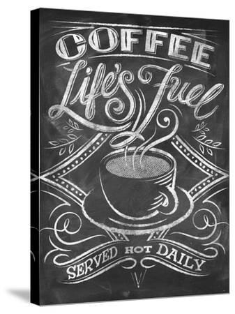 Wise Coffee 3-Dorothea Taylor-Stretched Canvas Print