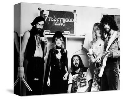 Fleetwood Mac--Stretched Canvas Print