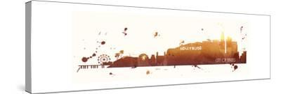 City of Angels-Anna Quach-Stretched Canvas Print