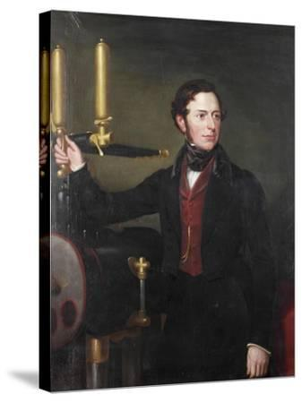 William Armstrong-James Ramsay-Stretched Canvas Print