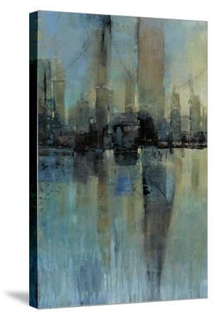 Downtown II-Tim OToole-Stretched Canvas Print